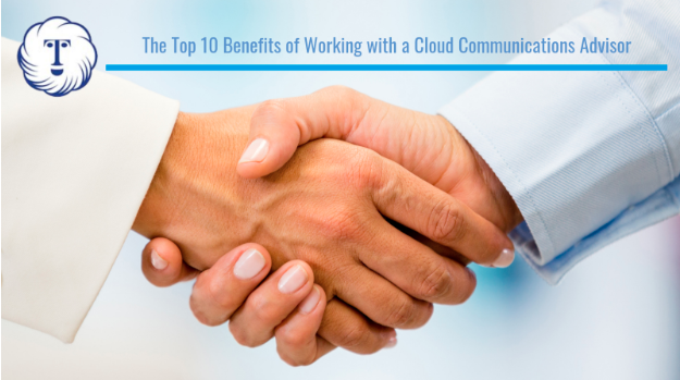 benefots of working with cloud communications