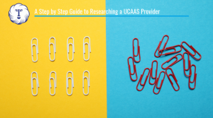 Step by step guide ucaas provide